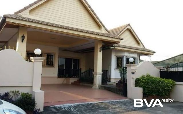 Pattaya House For Sale Royal Park Hill East Pattaya