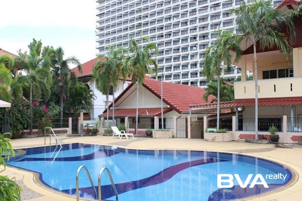 Pattaya House For Rent Royal Park Jomtien