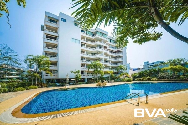 Ruamchok Condo View Pattaya Condo For Sale Pratumnak