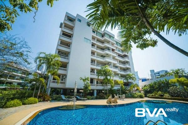 Ruamchok Condo View Pattaya Condo For Rent Pratumnak