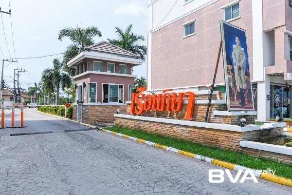 Ruen Phisa Pattaya House For Rent East Pattaya