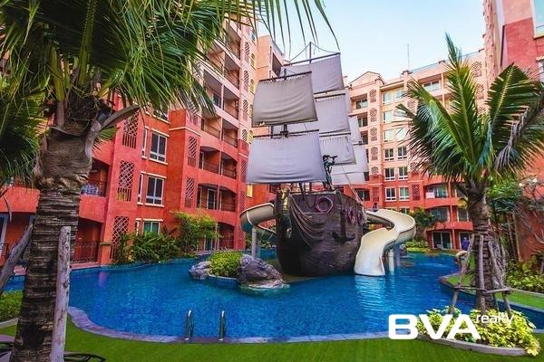 condo for rent Pattaya Jomtien Seven Seas Condo Resort Jomtien