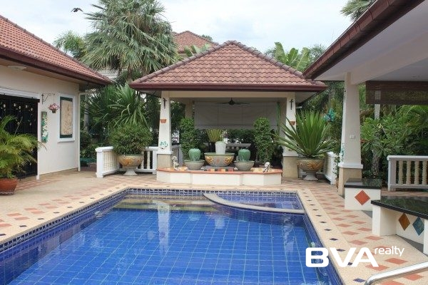 Siam Gardens Pattaya House For Rent East Pattaya