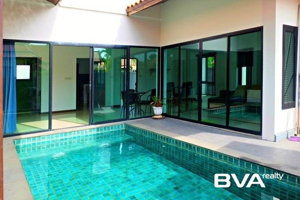 Pattaya House For Rent Siam Lake View East Pattaya