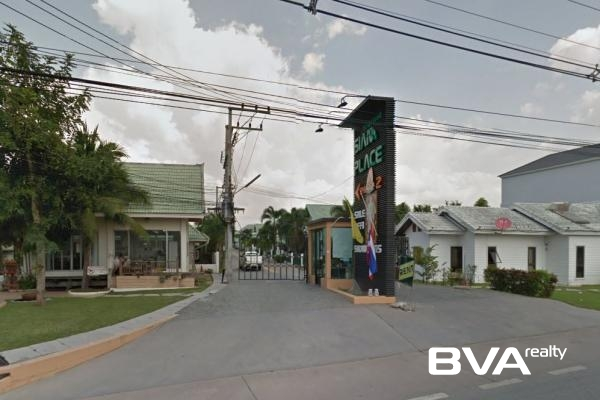 Siam Place Village Pattaya House For Sale East Pattaya