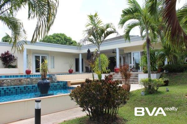 Pattaya House For Rent Siam Royal View East Pattaya