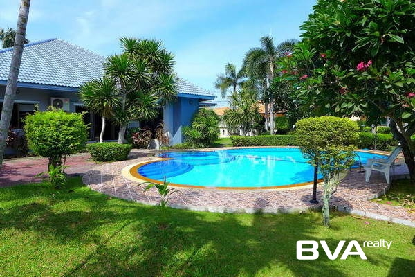 SP Privacy Village Pattaya House For Rent East Pattaya