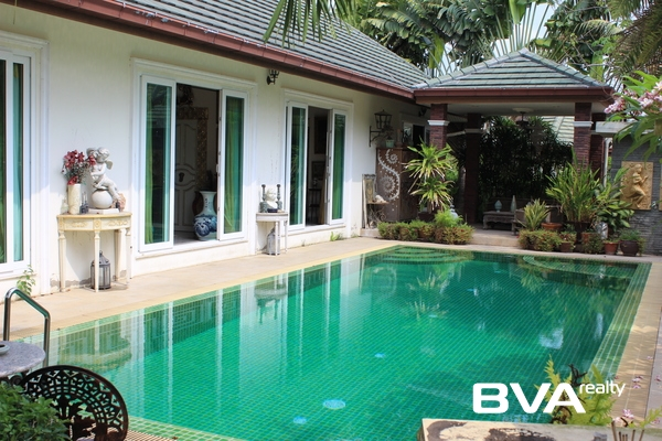 Pattaya House For Sale Sp Village East Pattaya