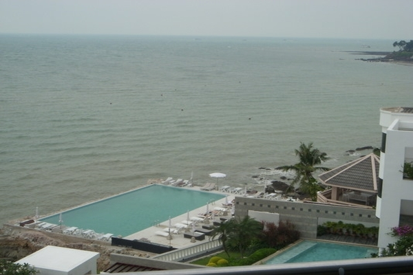 Sugar Beach Pattaya Condo For Rent Pratumnak