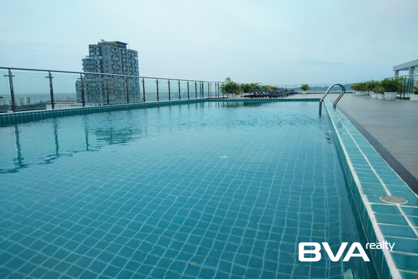 Pattaya Condo For Rent Sunset Boulevard 2 Pratumnak