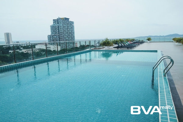 Sunset Boulevard Resiedence 2 Pattaya Condo For Rent Pratumnak