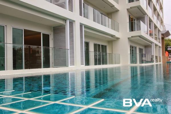 Sunset Boulevard Pattaya Condo For Rent Pratumnak