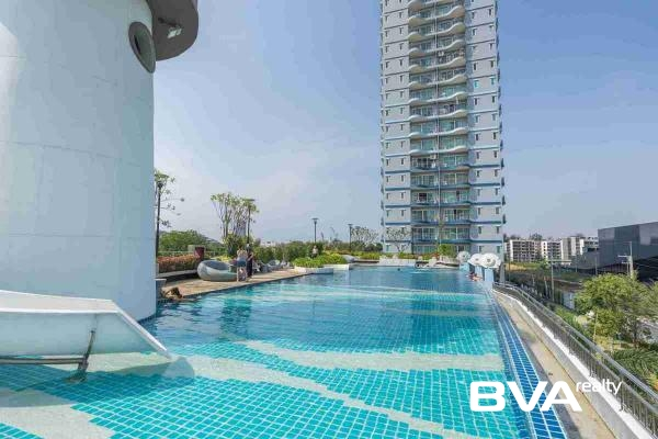 Supalai Mare Pattaya Condo For Rent Jomtien