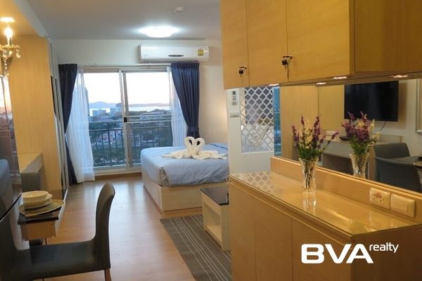 condo for rent Pattaya Jomtien Supalai Mare