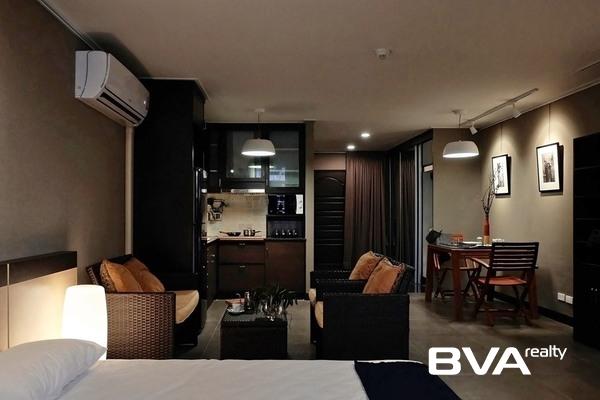 Supalai Place Bangkok Condo For Rent Watthana BVA43115