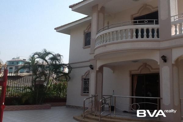 Pattaya House For Rent Tanyawan Garden Home Central Pattaya
