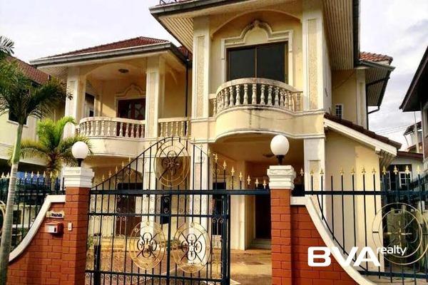 Tanyawan Hometown Pattaya House For Rent North Pattaya