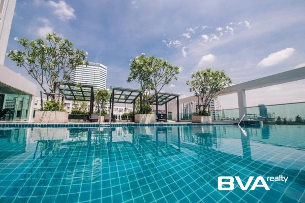 Bangkok Condo For Rent Tc Green Huai Khwang