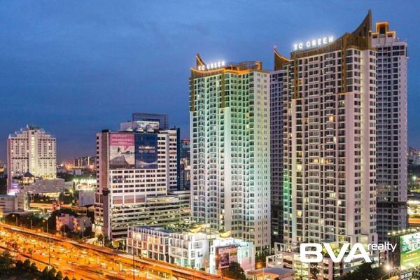 condo for sale Bangkok Huai Khwang TC Green