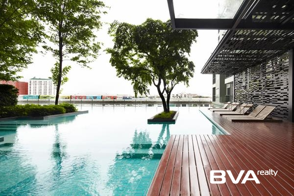 Bangkok Condo For Rent Teal Klongsan