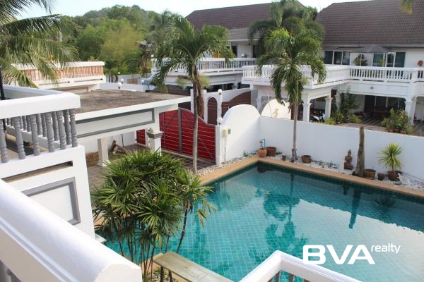 Pattaya House For Rent Temple Court Villas East Pattaya