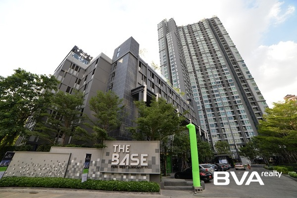 Bangkok Condo For Rent The Base Park West On Nut