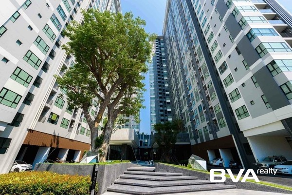 Pattaya Condo For Rent The Base Central Pattaya