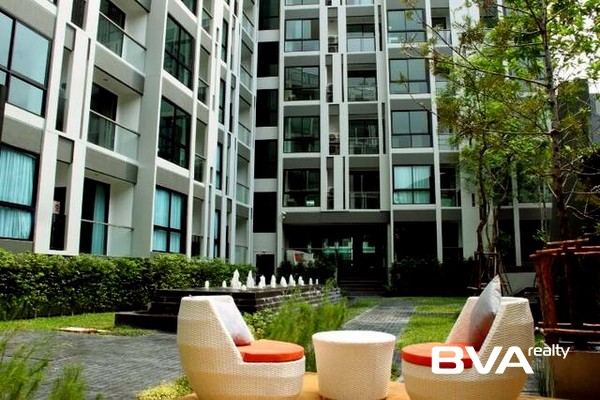 The Chezz Pattaya Condo For Rent Central Pattaya