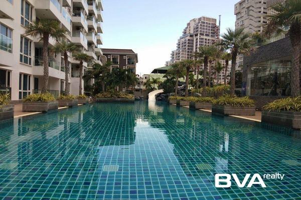 The Cliff Pattaya Condo For Rent Pratumnak