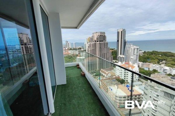 condo for rent Pattaya Pratumnak The Cliff
