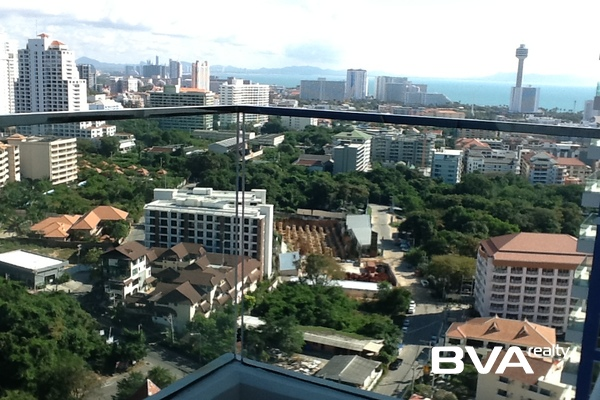 Pattaya Condo For Sale The Cliff Pratumnak