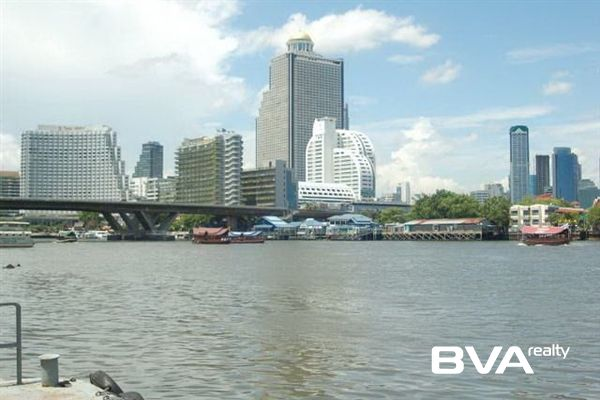 Bangkok Condo For Rent The Fine At River Charoen Nakhon