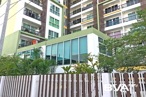 Bangkok real estate property condo The Green II