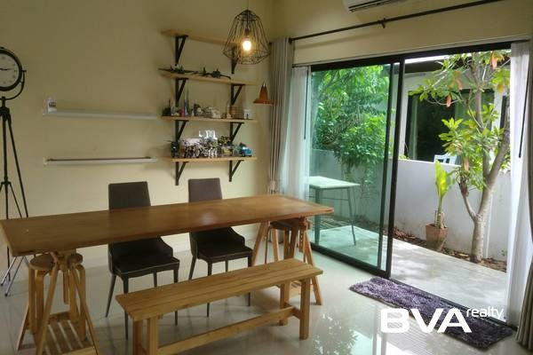 house for rent Pattaya East Pattaya The Green Park Village