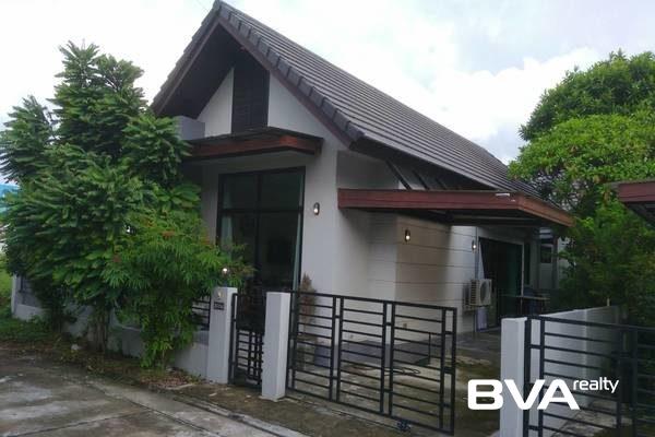 house for rent Pattaya East Pattaya The Green Park Village