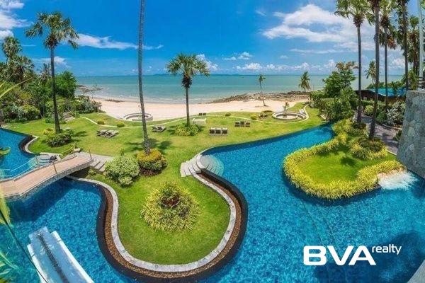 The Palm Wongamat Beach Pattaya Condo For Rent North Pattaya