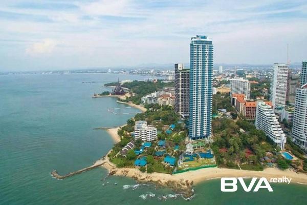 The Palm Wongamat Beach Pattaya Condo For Sale North Pattaya