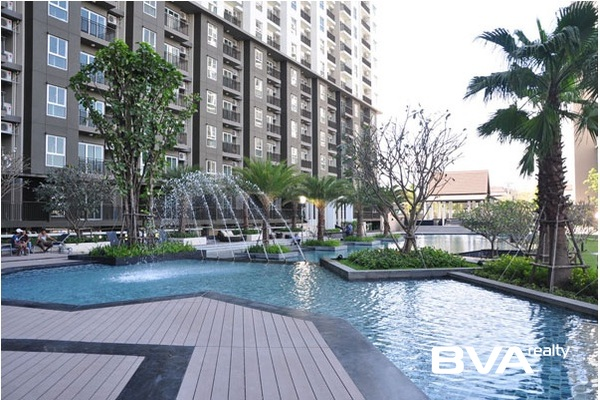 Bangkok Condo For Sale The Parkland Srinakarin Lakeside Bang Na