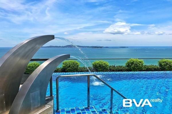 The Peak Towers Pattaya Condo For Rent Pratumnak