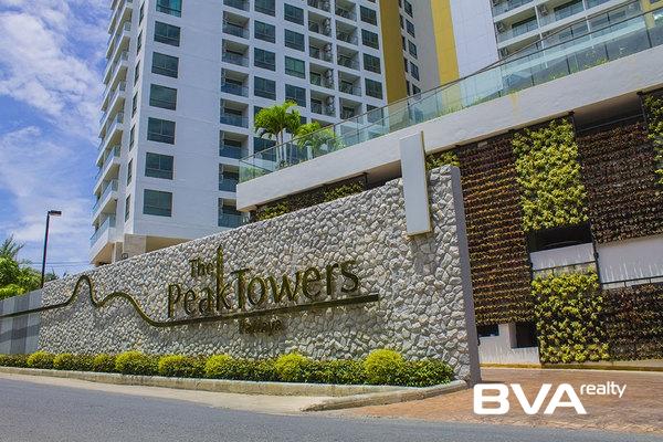 Pattaya Condo For Sale The Peak Towers Pratumnak