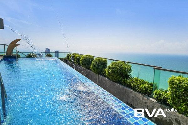 condo for sale Pattaya Pratumnak The Peak Towers