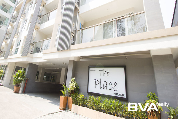 The Place Pattaya Condo For Rent Pratumnak