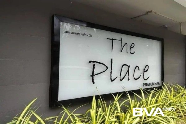 condo for sale Pattaya Pratumnak The Place