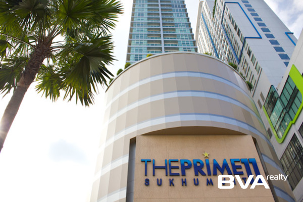 The Prime 11 Bangkok Condo For Sale Nana