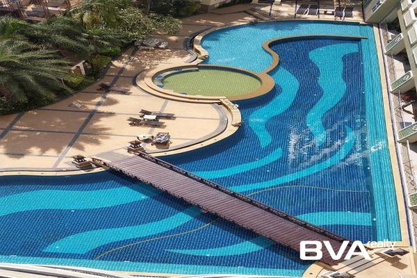 Pattaya Condo For Rent The Residence Jomtien