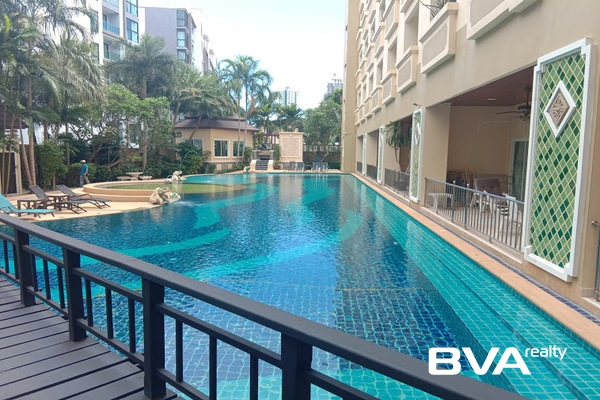 condo for sale Pattaya Jomtien The Residence