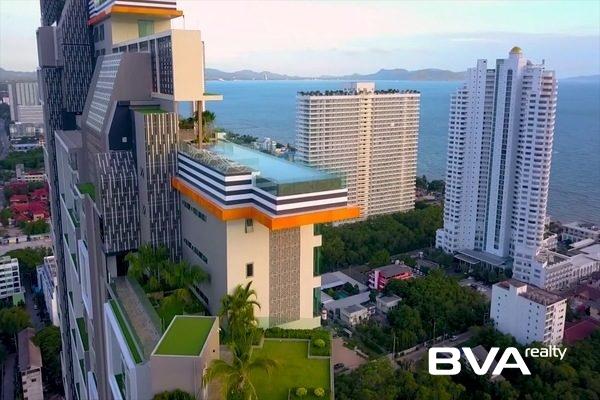 The Riviera Jomtien Pattaya Condo For Rent Jomtien