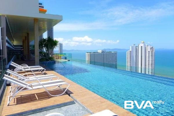 The Riviera Jomtien Pattaya Condo For Sale Jomtien