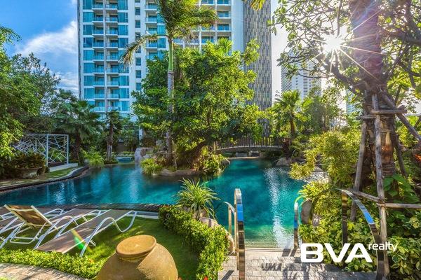 condo for rent Pattaya North Pattaya The Riviera Wongamat