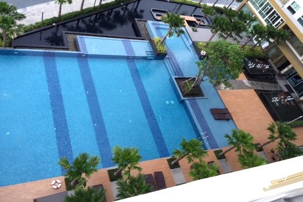 Pattaya Condo For Rent The Trust Condominium South Pattaya